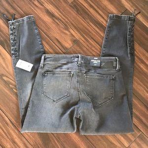 Mavi Adriana Ankle Jeans